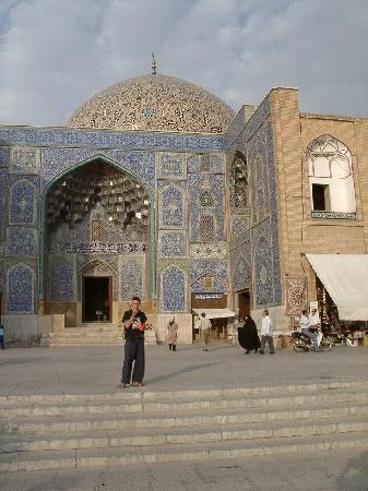 نیازمندیهای یاقوت اصفهان مسجد امام حسن عسکری - Esfahan, Bozorgmehr, Nourbaran, mosque, Esfahan